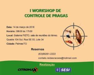 WorkshopTO1 - Pragas e Eventos