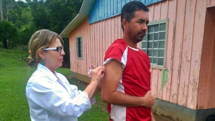 Paraná registra mais um caso de febre amarela