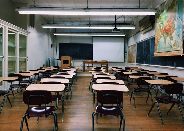 photo of classroom, education, learning