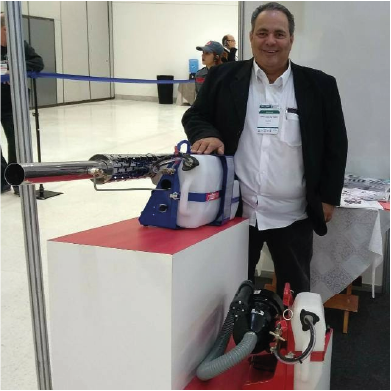 Joao Luiz de Oliveira - Pragas e Eventos